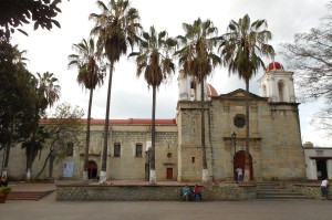 Iglesia de Guadelupe (Church of Guadelupe)
