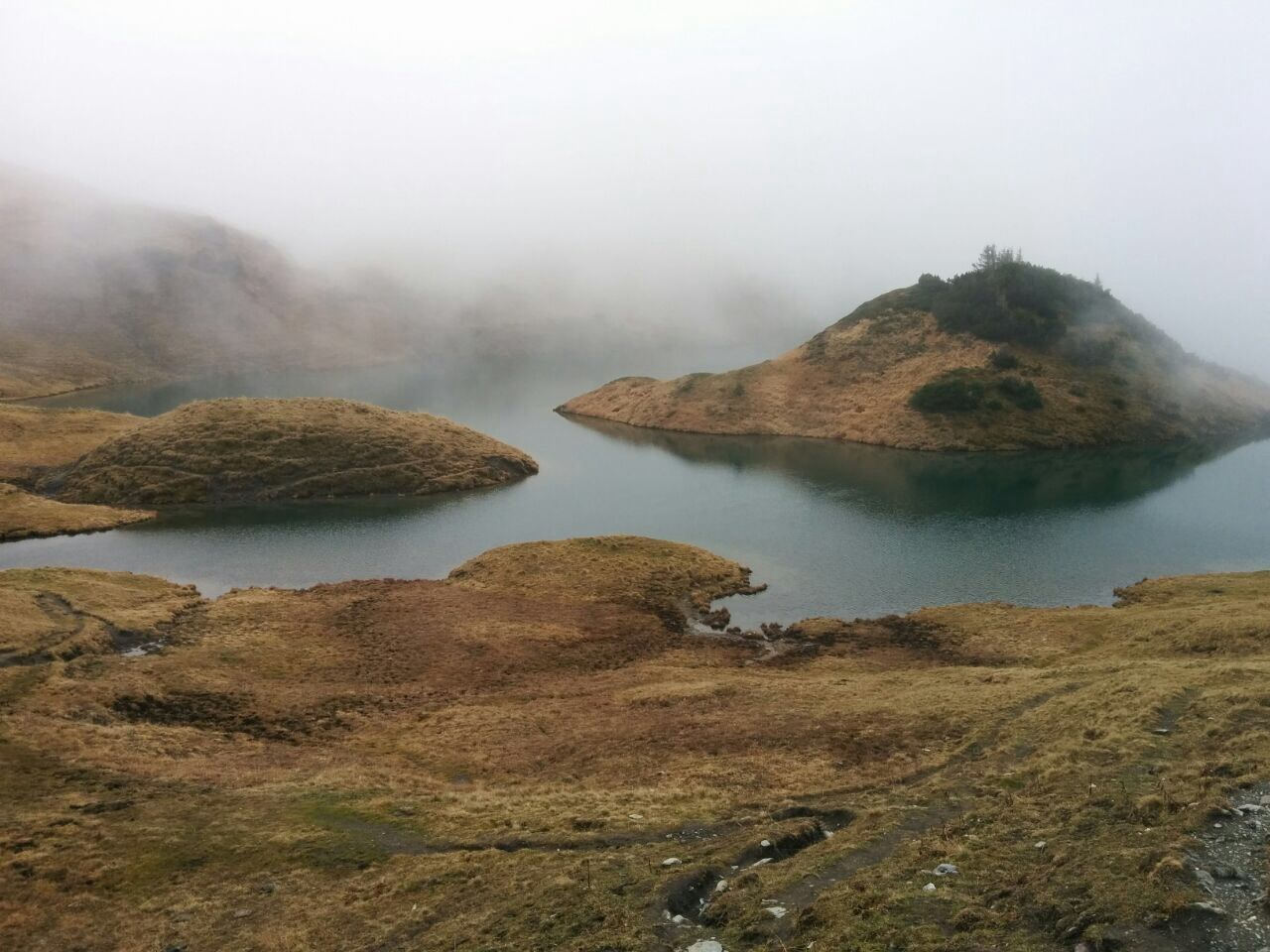 Lake at the Top