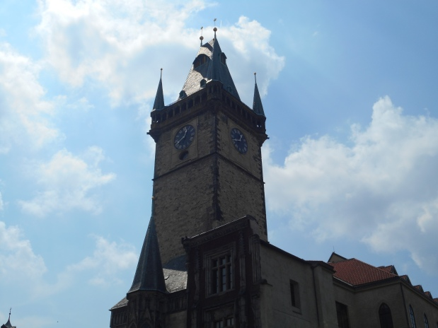 Prague Clocktower