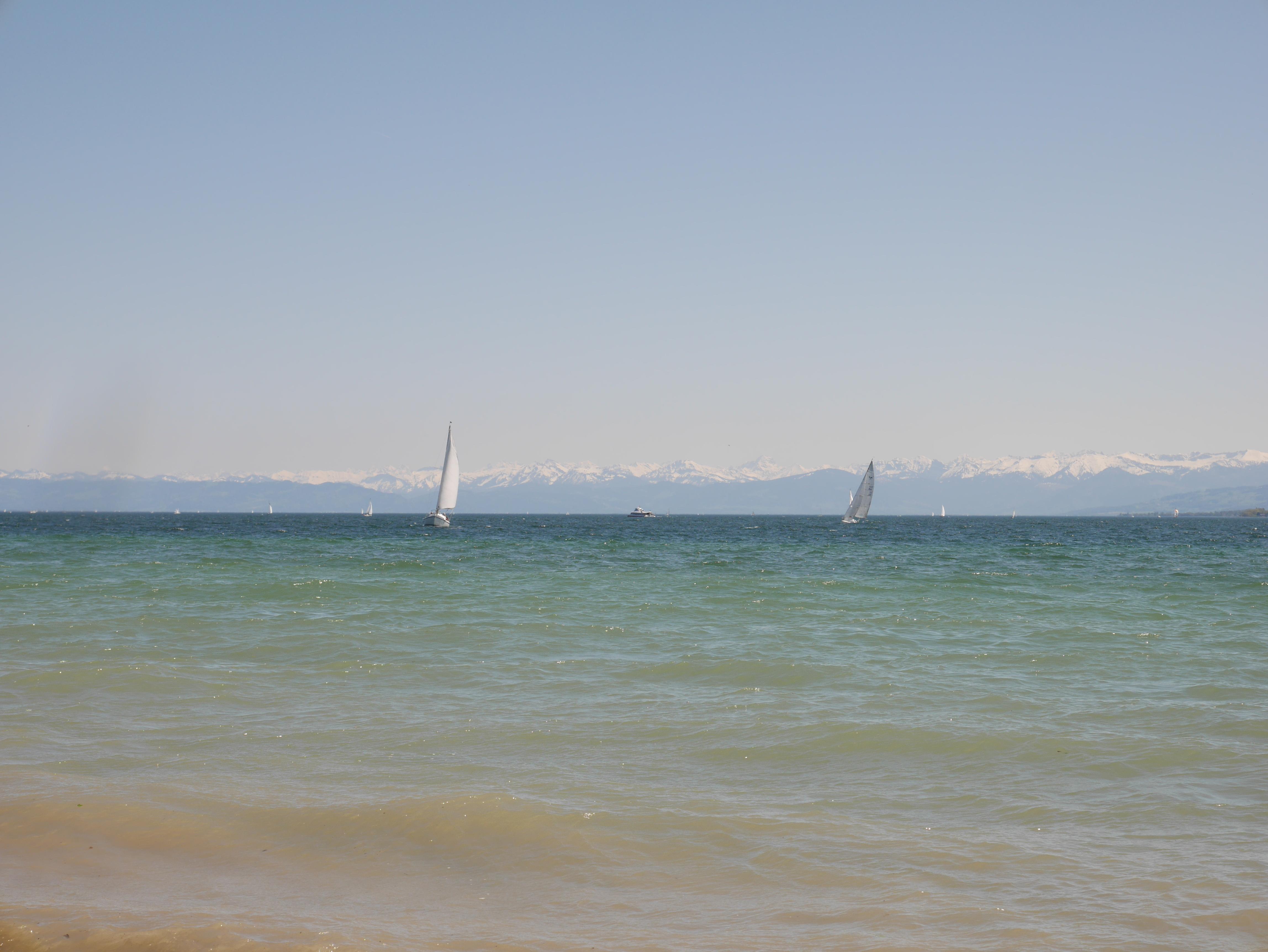 Bodensee May Sailboats