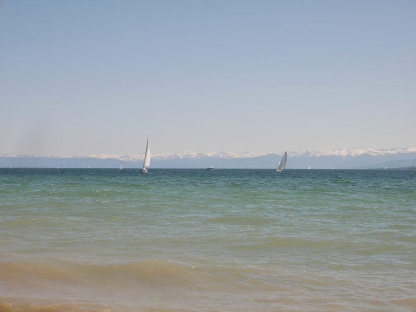 Bodensee May Sailboats