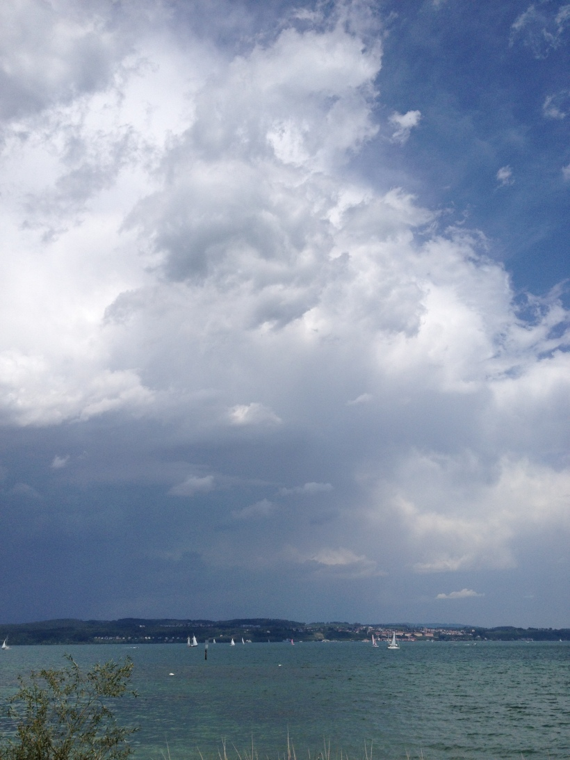 Before the Storm at Bodensee